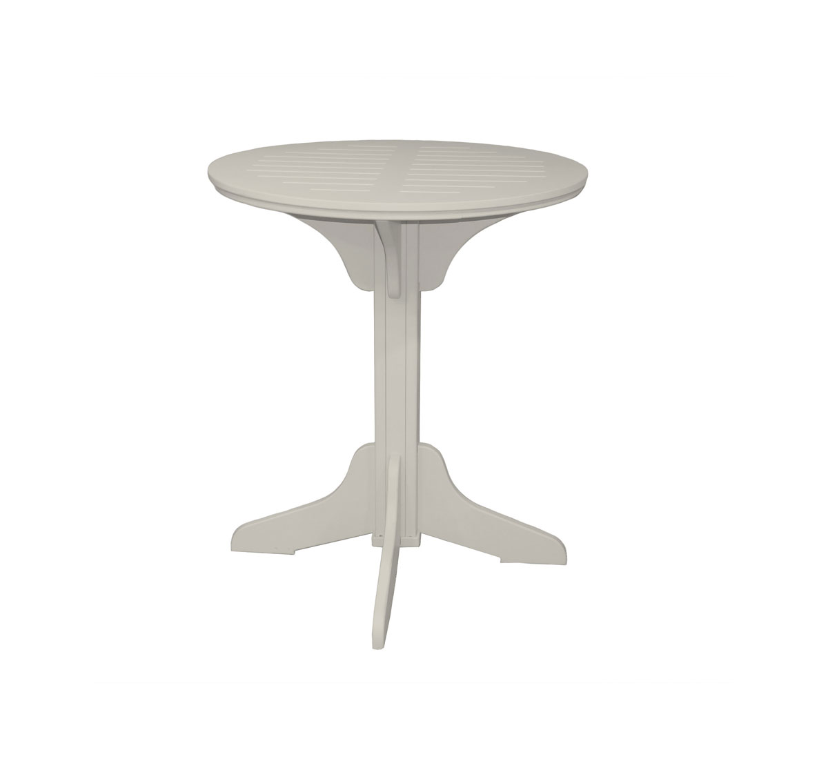 High Top Pedestal Table - High top pedestal table